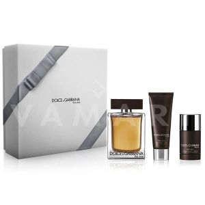 Dolce & Gabbana The One for Men Eau de Toilette 150ml + Deodorant Stick 75ml + Shower Gel 50ml мъжки комплект