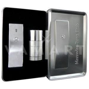 Mercedes Benz Club Eau de Toilette 50ml + Deodorant Stick 75ml мъжки комплект