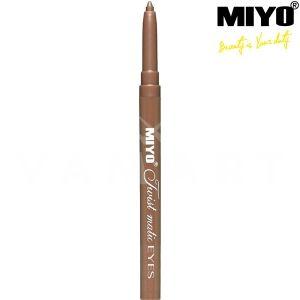 Miyo Twist Matic Eyes Автоматичен молив за очи 6 Light Brown