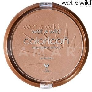 Wet n Wild Пудра бронзираща Coloricon Bronzer SPF15 739 Ticket to Brazil
