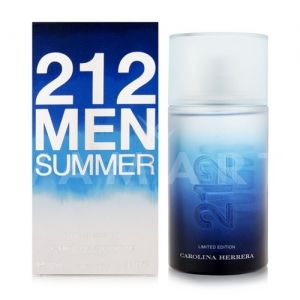 Carolina Herrera 212 Men Summer 2013 Eau de Toilette 100ml мъжки без опаковка