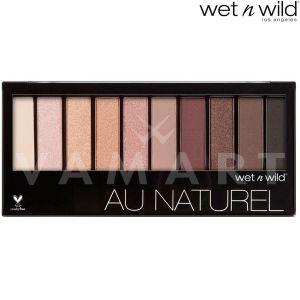 Wet n Wild Au Naturel Palette 754 Nude Awakening Палитра сенки