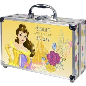 Markwins Disney Princess Belle Beautiful as a rose beauty case Детски козметичен комплект
