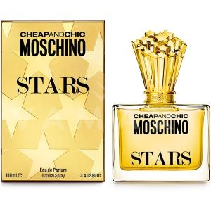 Moschino Cheap and Chic Stars Eau de Parfum 100ml дамски