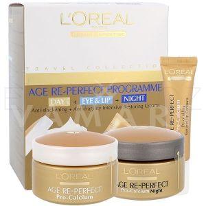 L'oreal Paris Age Re-Perfrct Programme: Day Cream + Eye & Lip Cream + Night Cream