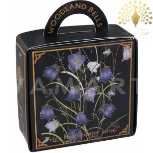 The English Soap Company Luxury Gift Woodland bells Луксозен сапун 100g