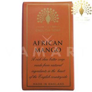 The English Soap Company Pure African Mango Луксозен растителен сапун 190g
