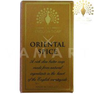 The English Soap Company Pure Oriental spice Луксозен растителен сапун 200g