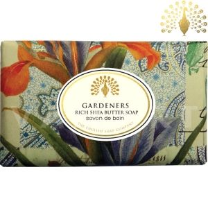 The English Soap Company Vintage Gardeners Луксозен сапун ексфолиращ 200g