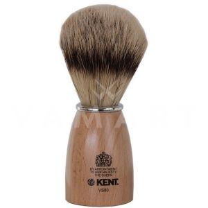 Kent. Shaving Brushes Wooden socket Четка за бръснене дървена
