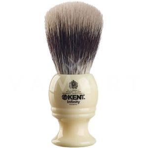 Kent. Shaving Brushes Infinity Silvertex Четка за бръснене