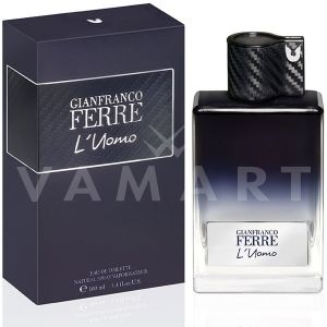 Gianfranco Ferre L'Uomo Eau de Toilette 100ml мъжки без опаковка