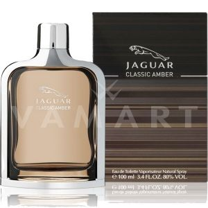 Jaguar Classic Amber Eau de Toilette 100ml мъжки без опаковка