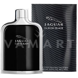 Jaguar Classic Black Eau de Toilette 100ml мъжки без опаковка