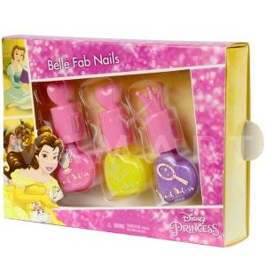 Markwins Disney Princess Belle Fab Nails Детски козметичен комплект