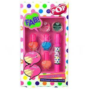 Markwins POP Nail Art set Детски козметичен комплект