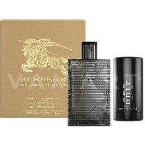 Burberry Brit Rhythm Eau de Toilette 90ml + Deodorant Stick 75ml мъжки комплект