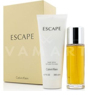 Calvin Klein Escape for woman Eau de Parfum 100ml + Body Lotion 200ml дамски комплект