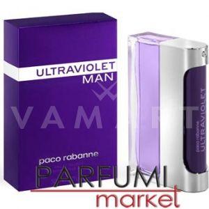 Paco Rabanne Ultraviolet Man Eau de Toilette 100ml мъжки