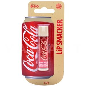 Lip Smacker Coca Cola Lip Balm Vanilla Балсам за устни