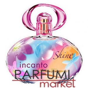 Salvatore Ferragamo Incanto Shine Eau de Toilette 100ml дамски