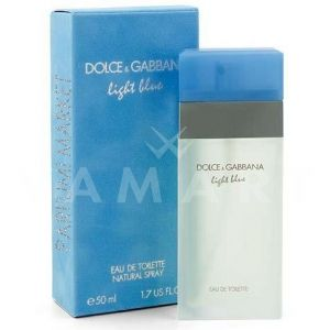 Dolce & Gabbana Light Blue Eau de Toilette 50ml дамски