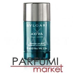 Bvlgari AQVA pour Homme Deodorant Stick 75ml мъжки