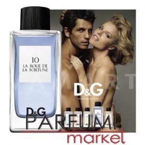 Dolce & Gabbana Anthology La Roue de La Fortune 10 Eau de Toilette100ml унисекс без опаковка