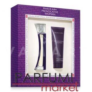 Elizabeth Arden Provocative Woman Eau de Parfum 30ml + Body Lotion 50ml дамски комплект