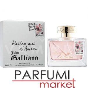 John Galliano Parlez-Moi d'Amour Eau de Toilette 80ml дамски