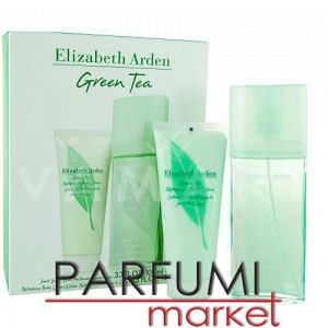 Elizabeth Arden Green Tea Eau de Parfum 100ml + Body Lotion 100ml дамски комплект