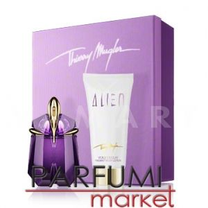 Thierry Mugler Alien Eau De Parfum 60ml + Body Lotion 100ml дамски комплект