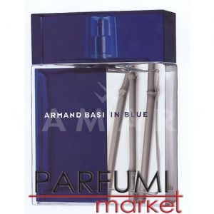 Armand Basi In Blue Eau de Toilette 50ml мъжки без кутия