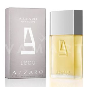 Azzaro Pour Homme L'Eau Eau de Toilette 100ml мъжки без кутия