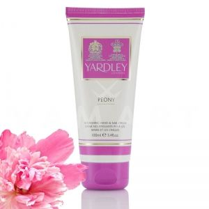 Yardley London Peony Hand & Nail Cream 100ml