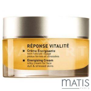 Matis Reponse Vitalite Energising Cream 50ml Енергизиращ крем с витамини и кислород