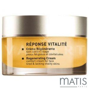 Matis Reponse Vitalite Regenerating Cream 50ml Регенериращ крем с витамини и кислород