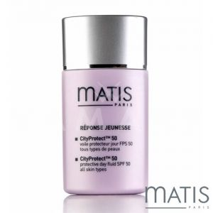 Matis Reponse Jeunesse CityProtect SPF50 30ml Защитен крем за всеки тип кожа