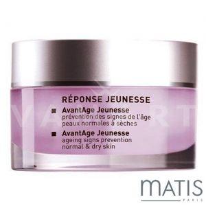 Matis Reponse Jeunesse AvantAge Normal & Dry Skin 30ml Крем за нормална до суха кожа против бръчки