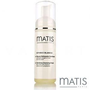 Matis Reponse Blanche Clarifying Cleansing Foam 150ml Измиваща пяна с избелващ ефект