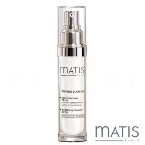 Matis Reponse Blanche Brightening Emulsion SPF 20 30ml Крем-емулсия с избелващ ефект